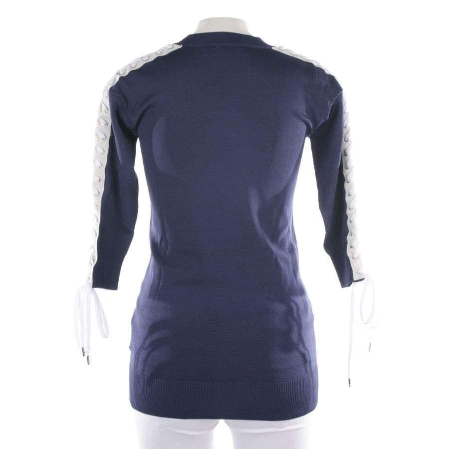 Pullover von Love Moschino in Marineblau Gr. 36