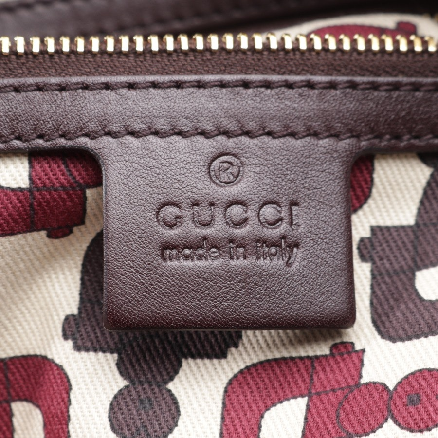 shoulder bag from Gucci in brown - hysteria bag