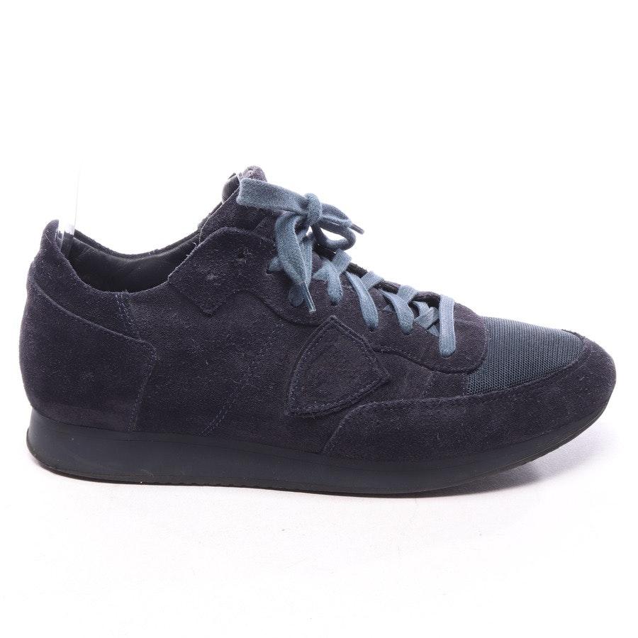 Sneaker von Philippe Model in Dunkelblau Gr. EUR 40