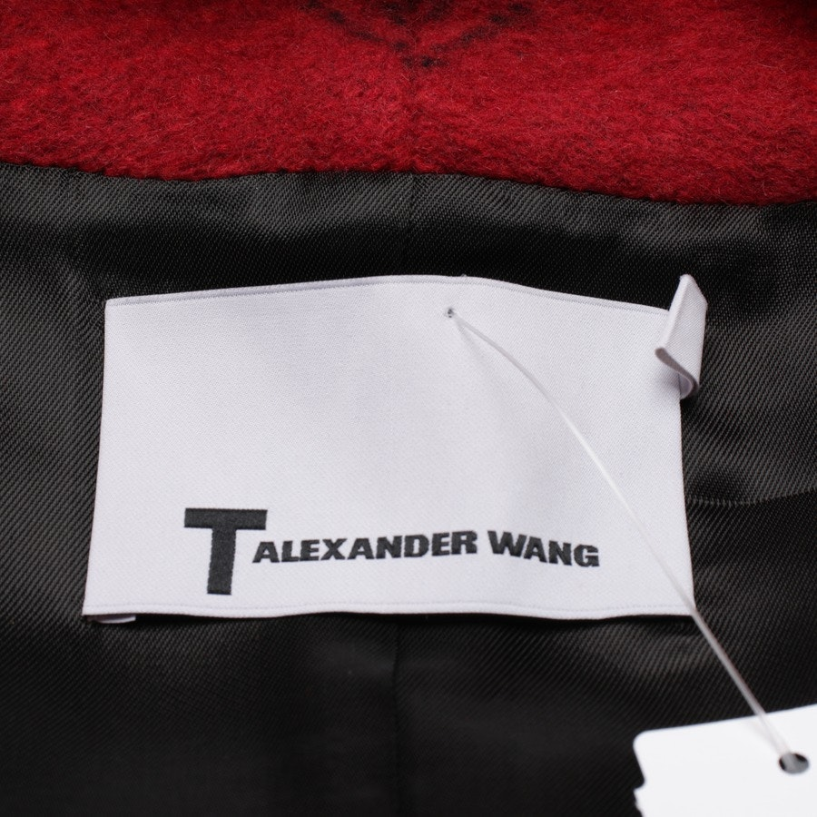 winter coat from T by Alexander Wang in red size 38 US 8