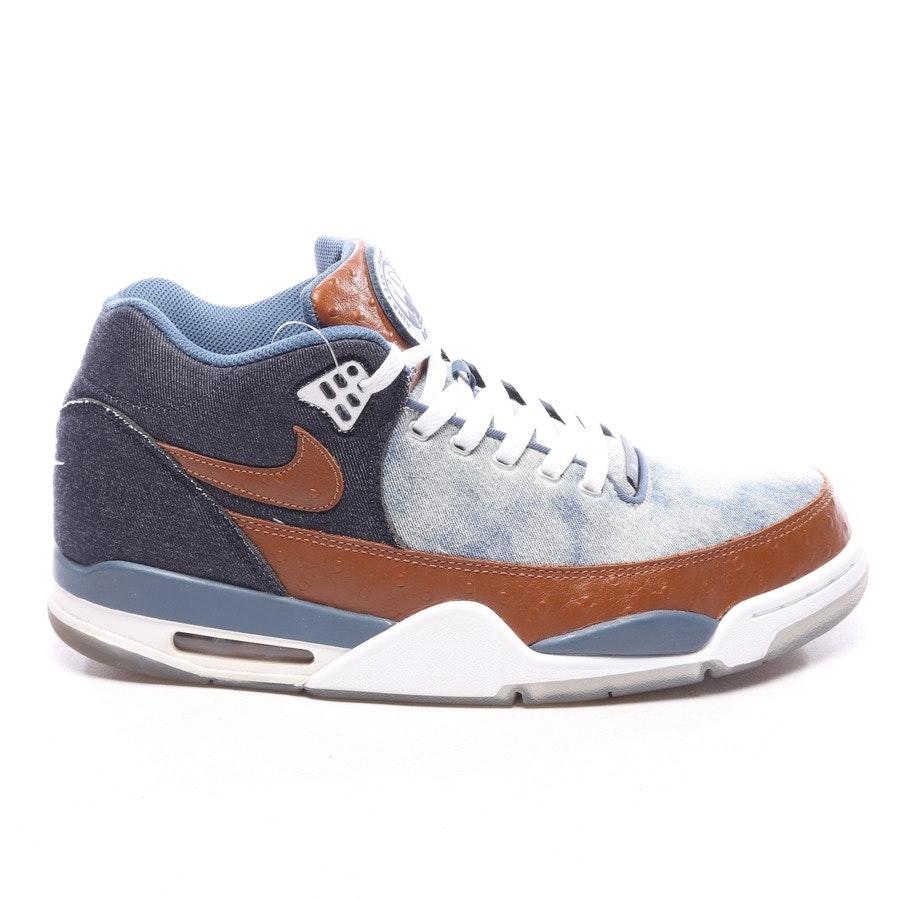 Sneaker von Nike in Dunkelblau und Weiß Gr. EUR 46 - Flight