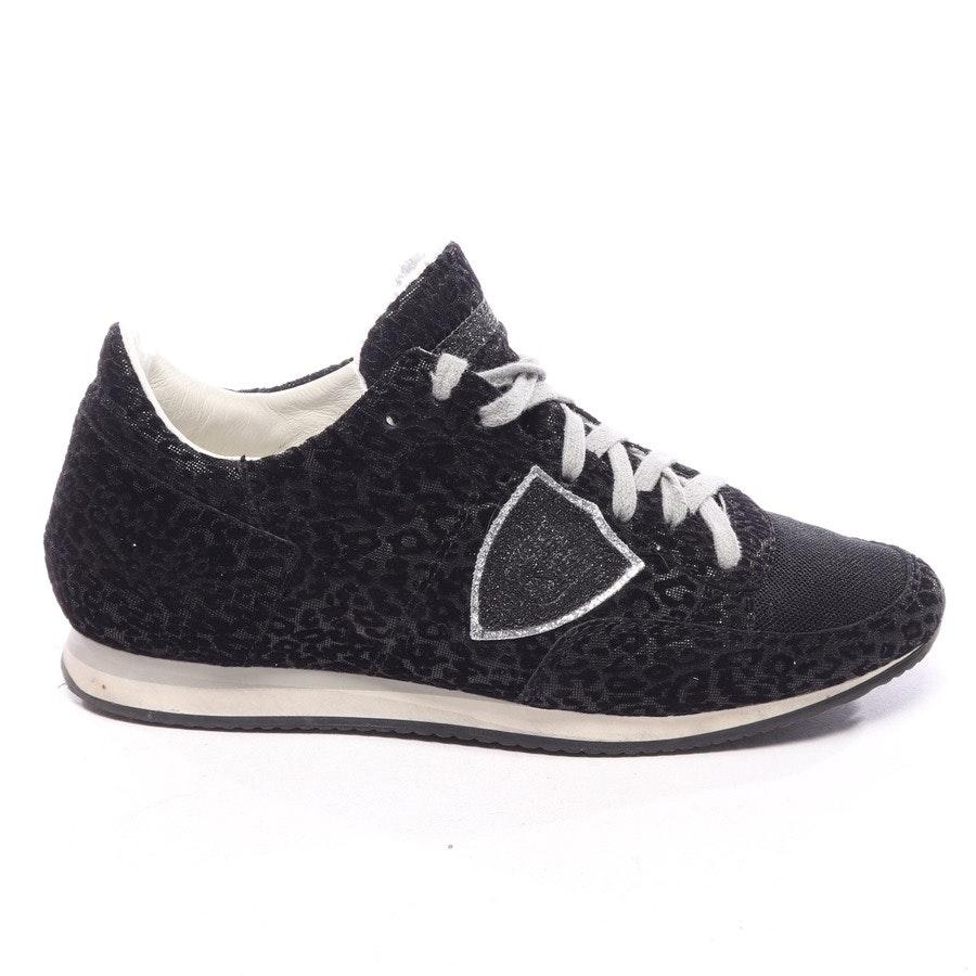 Sneaker von Philippe Model in Schwarz und Weiß Gr. EUR 38