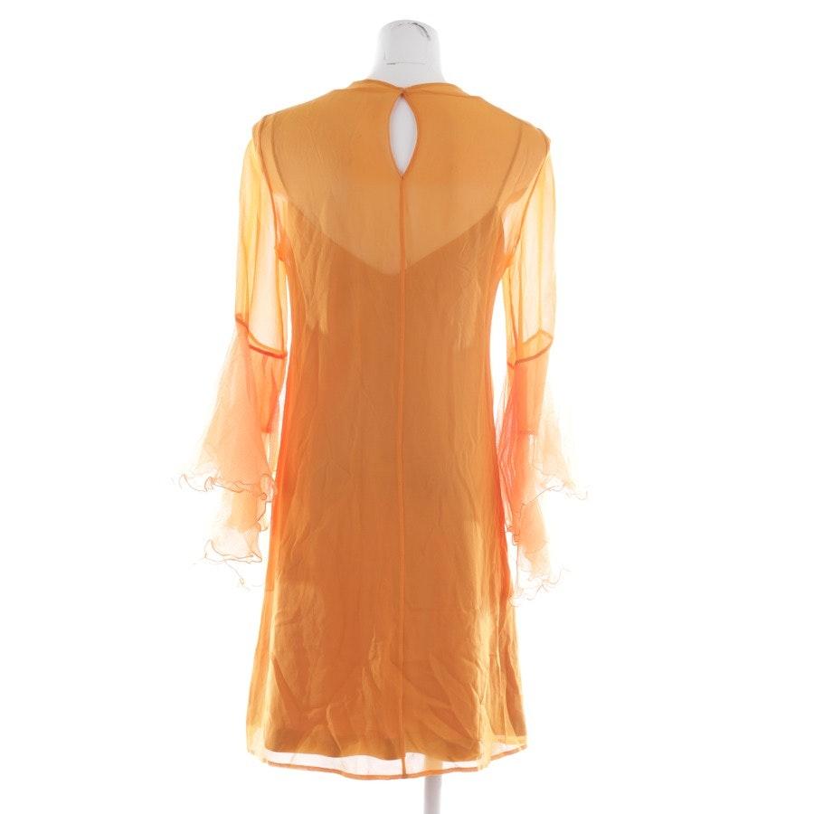 dress from Galvan London in orange size 36 UK 10