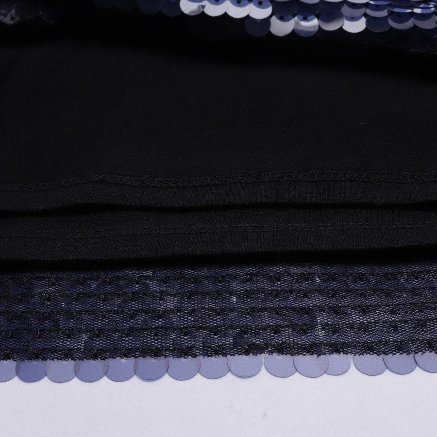 Pullover von Carven in Dunkelblau und Schwarz Gr. XS