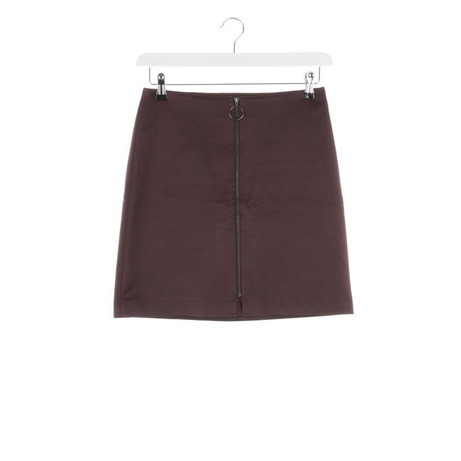 skirt from Drykorn in bordeaux size W28