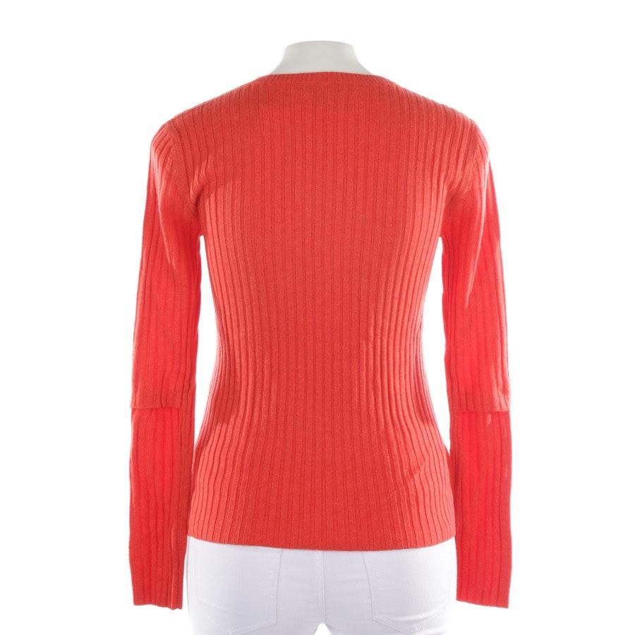 Pullover von Frame in Korallenrot Gr. XS