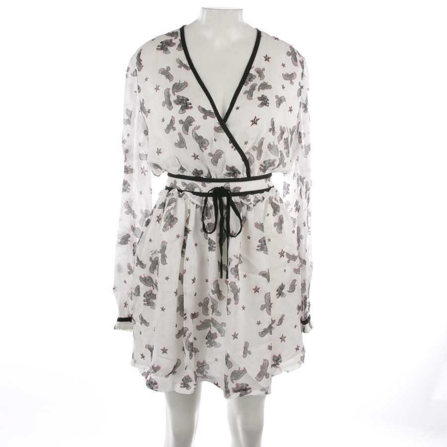 dress from Just Cavalli in white and multicolor size 36 IT 42 - new