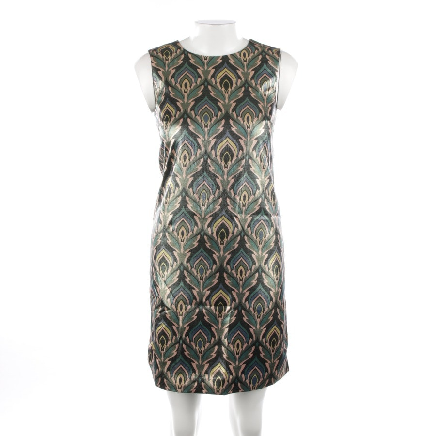 dress from Missoni M in forest green and multicolor size 32 IT 38