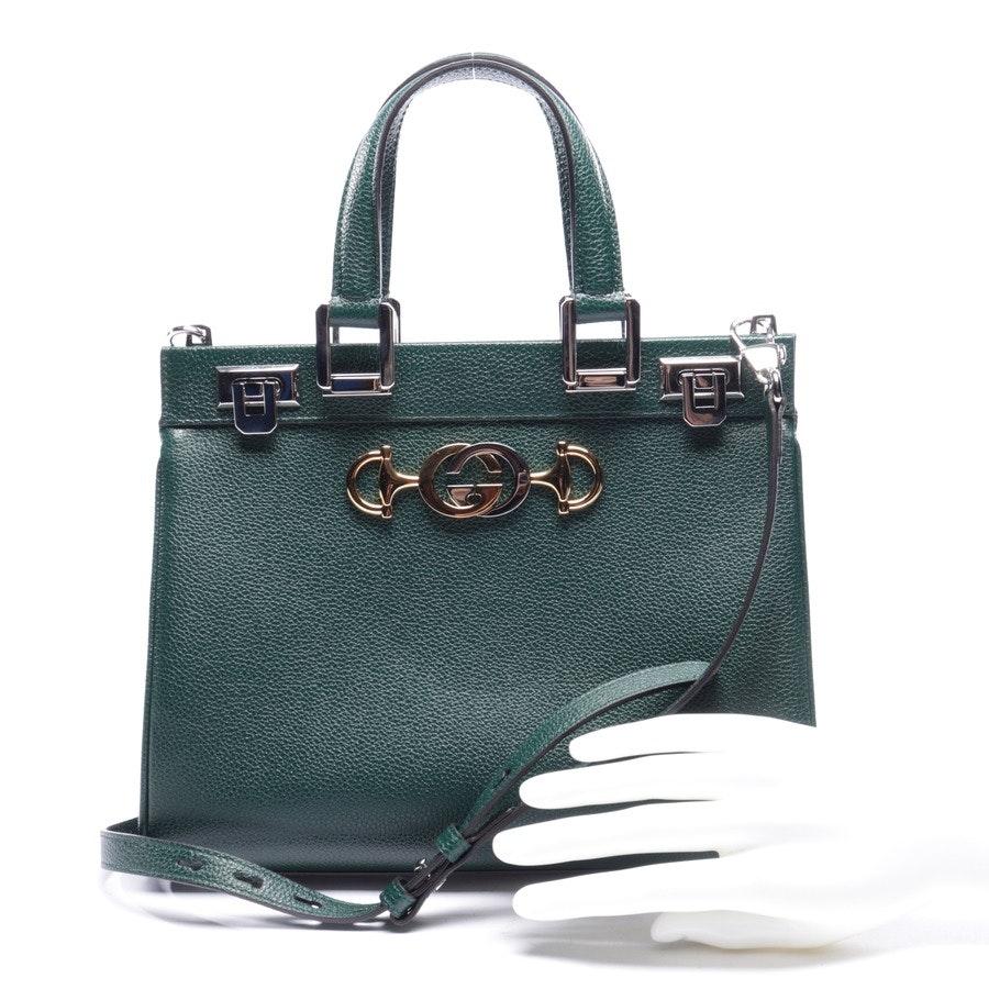 Handtasche von Gucci in Grün - Zumi
