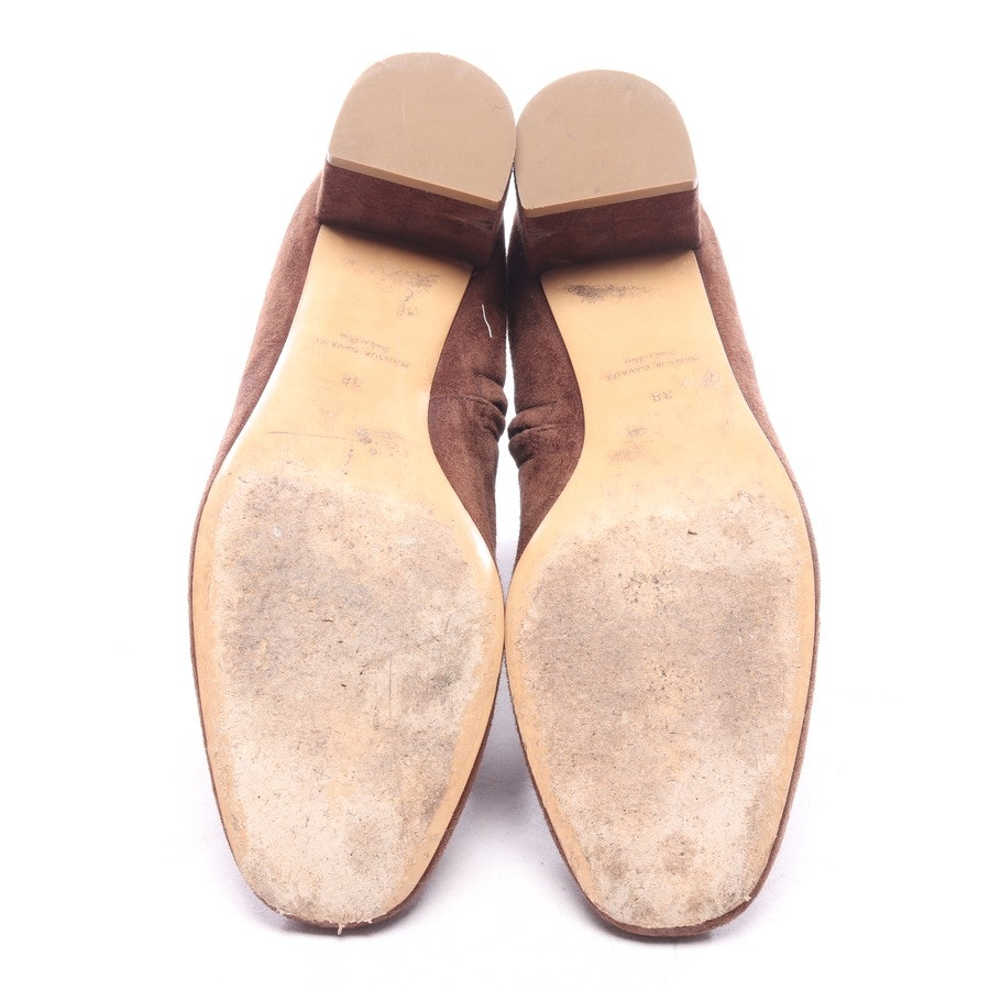 ankle boots from Mansur Gavriel in brown size EUR 38