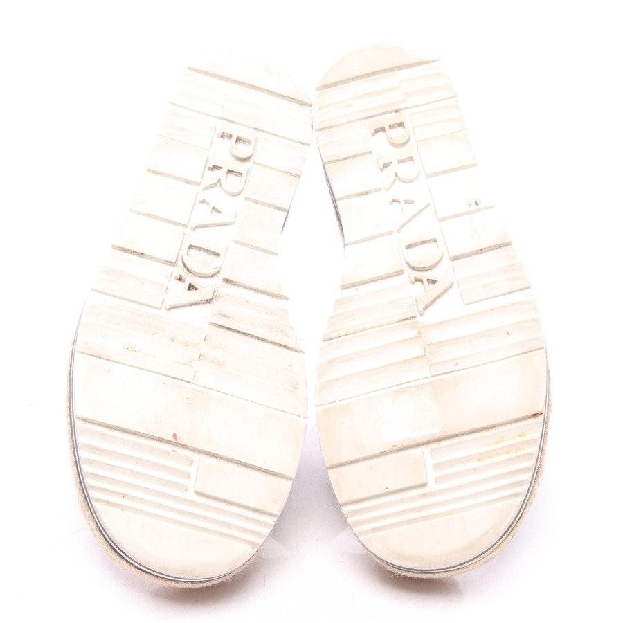 Sandaletten von Prada in Schwarz Gr. EUR 37,5