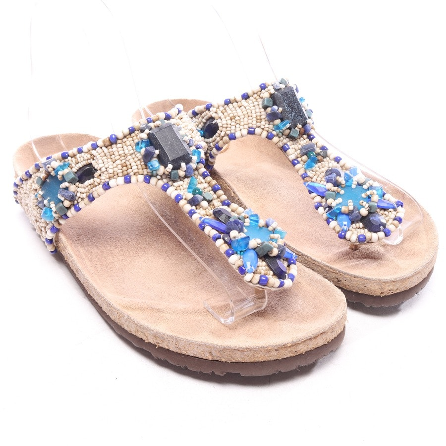 flat sandals from Maliparmi in multicolor size EUR 37