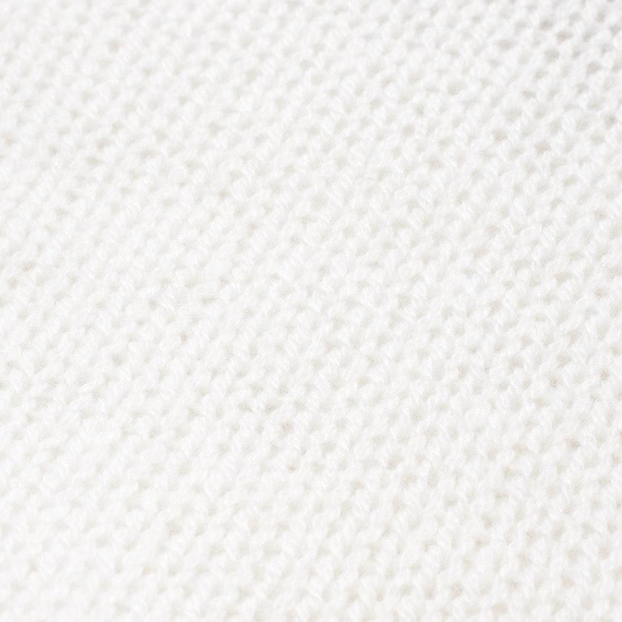 Kaschmirpullover von R13 in Weiß Gr. S
