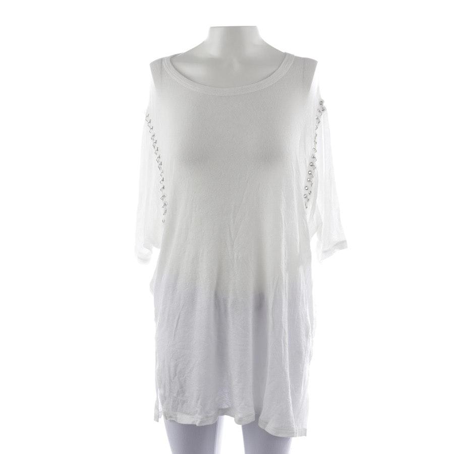 Shirt von Iro in Offwhite Gr. S - Neu Mayssa