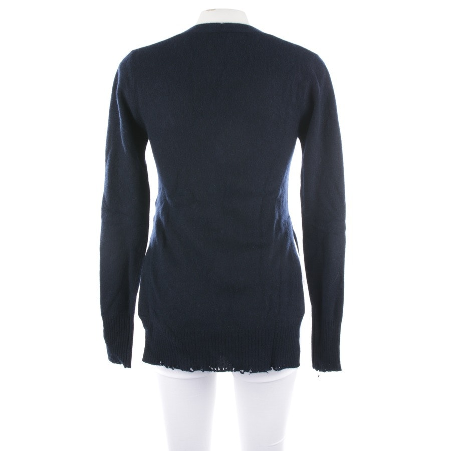 knitwear from RtA in dark blue size XS - new