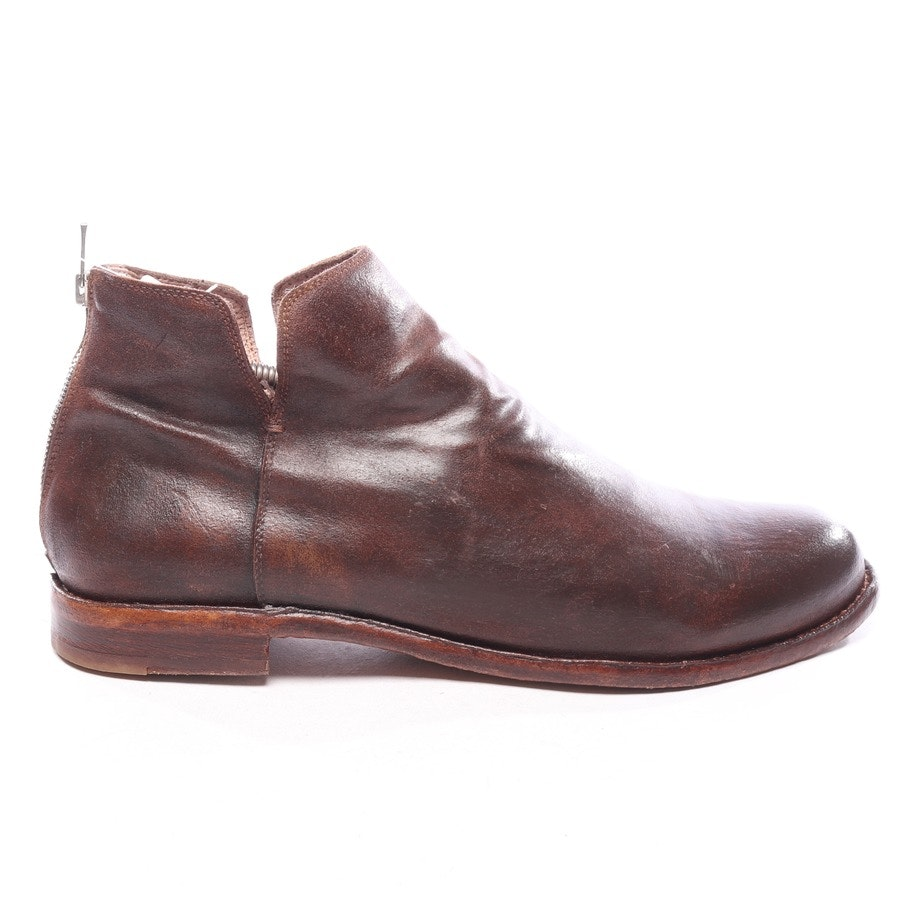 ankle boots from Officine Creative in maroon size EUR 43