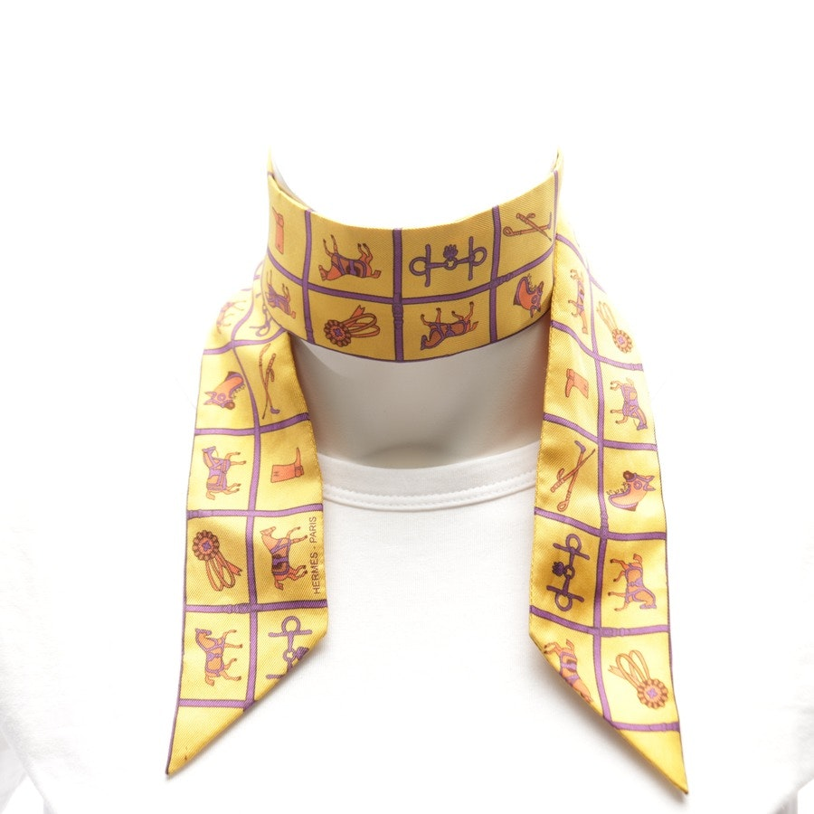 scarf from Hermès in multicolor