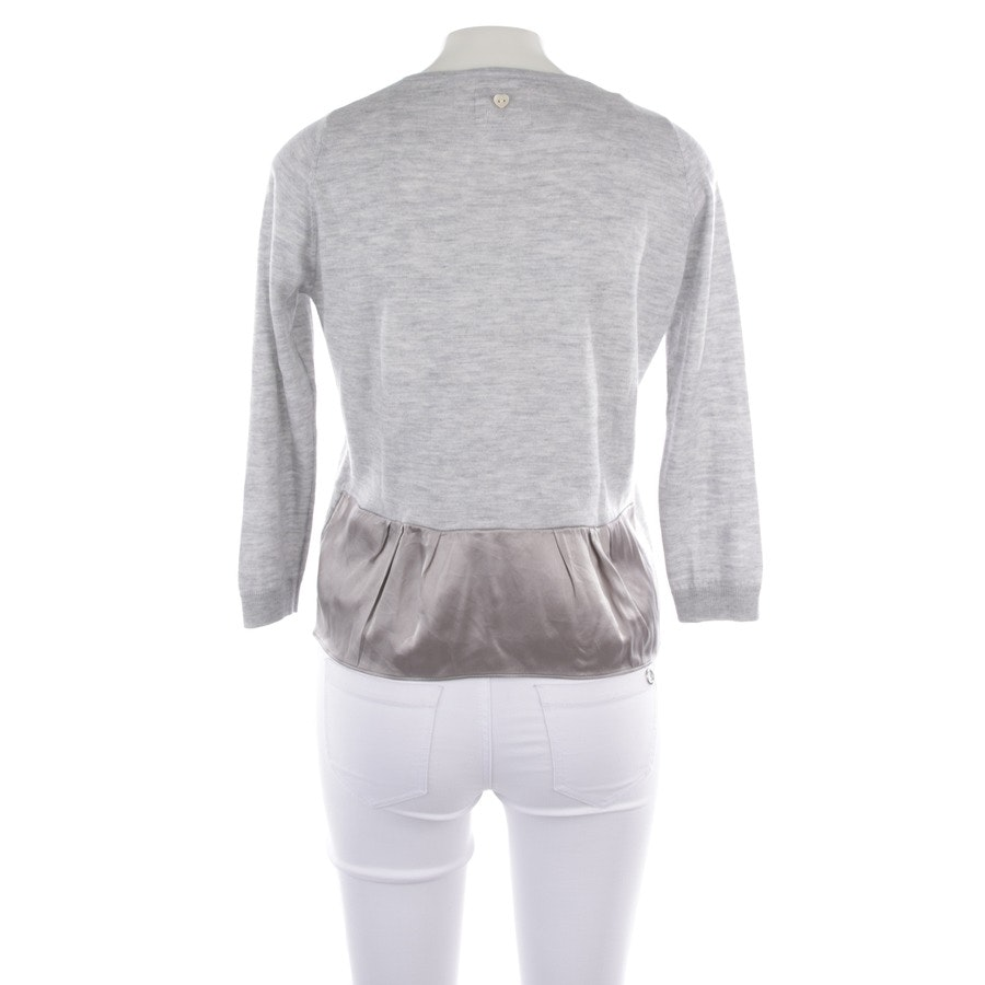 knitwear from FTC Cashmere in grey mottled size XS