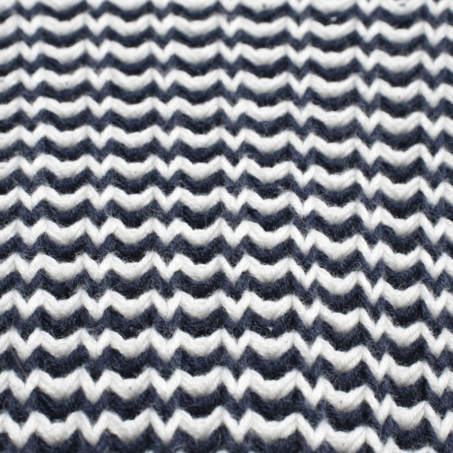 knitwear from Tommy Hilfiger in dark blue and white size XL