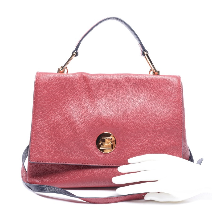 handbag from Coccinelle in red