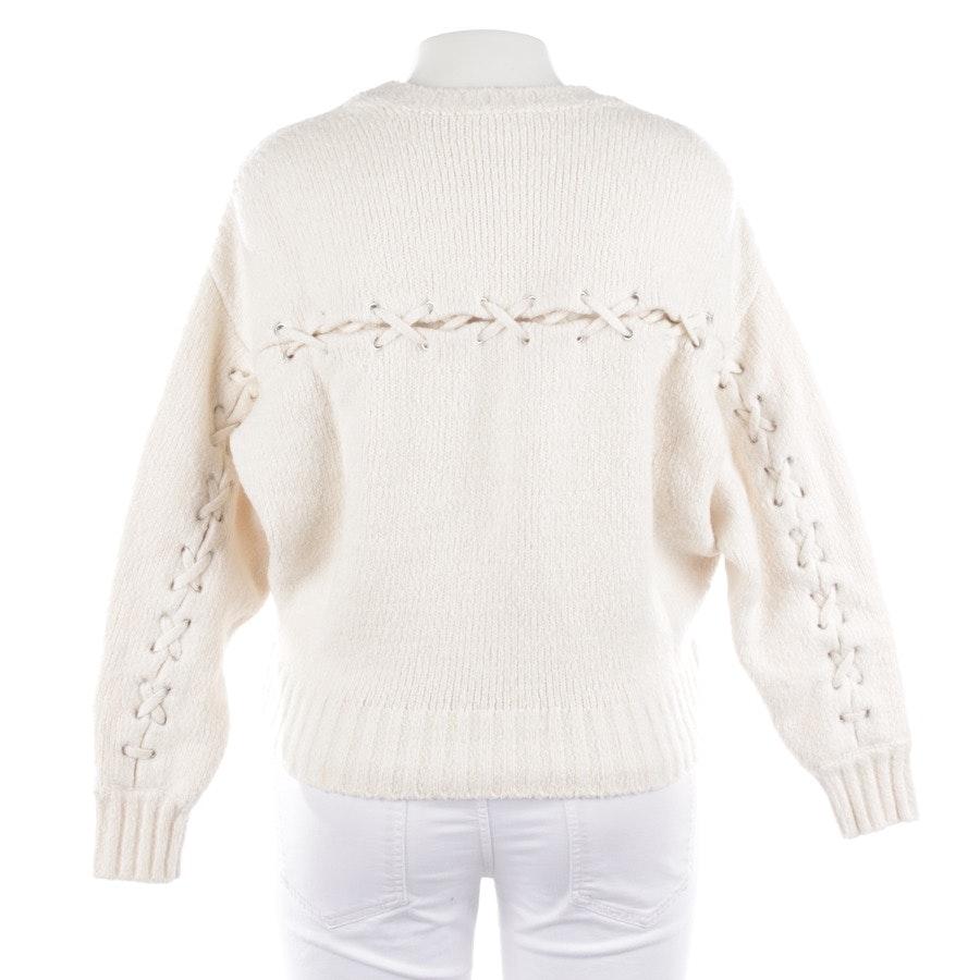 Pullover von Iro in Cremeweiß Gr. L