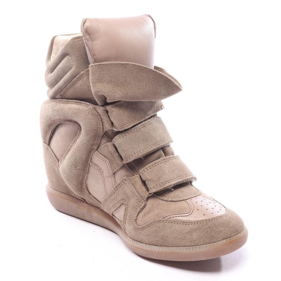 High-Top Sneaker von Isabel Marant Étoile in Olivgrün Gr. EUR 37 - Becket
