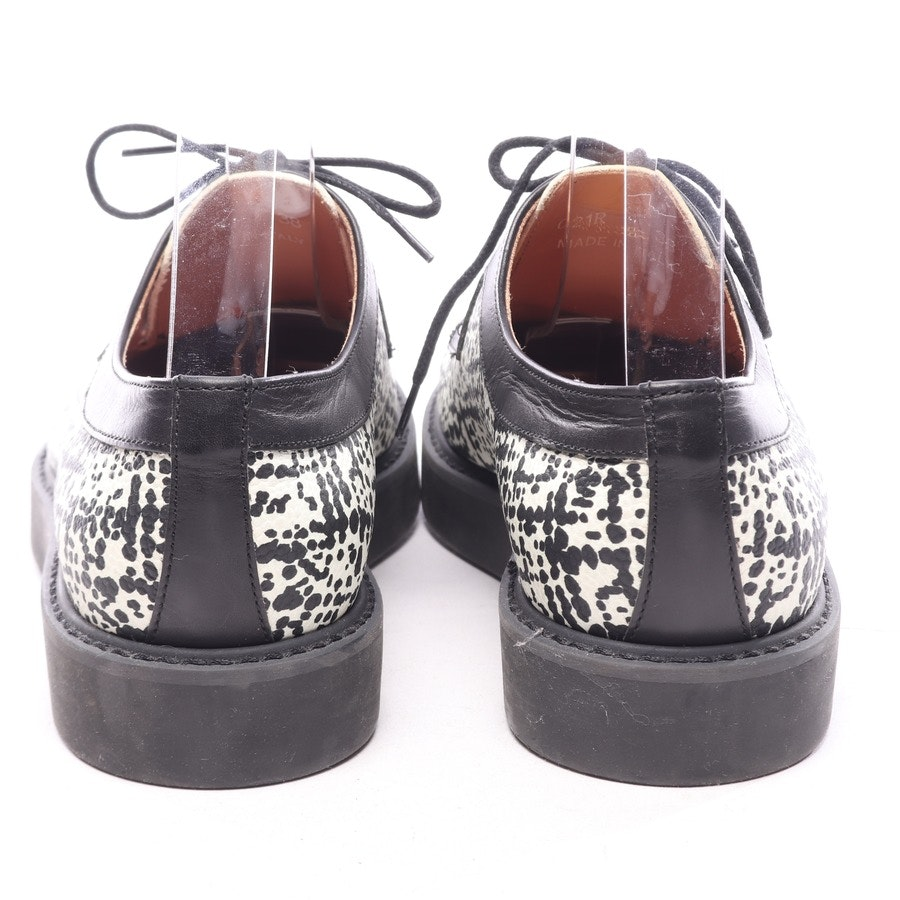 loafers from Paul Smith in black and white size EUR 38