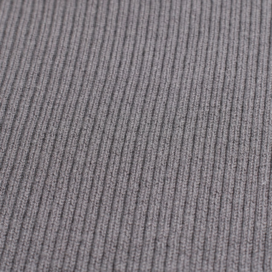 knitwear from Equipment in grey size L - new