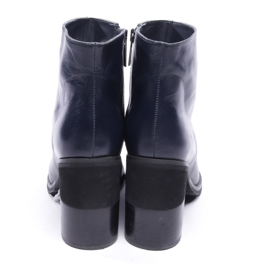 ankle boots from Jil Sander Navy in dark blue size EUR 37,5