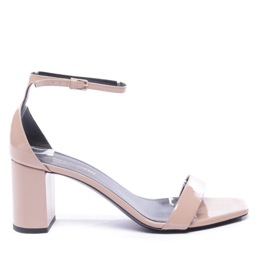 Sandaletten von Saint Laurent in Beige Gr. EUR 37,5