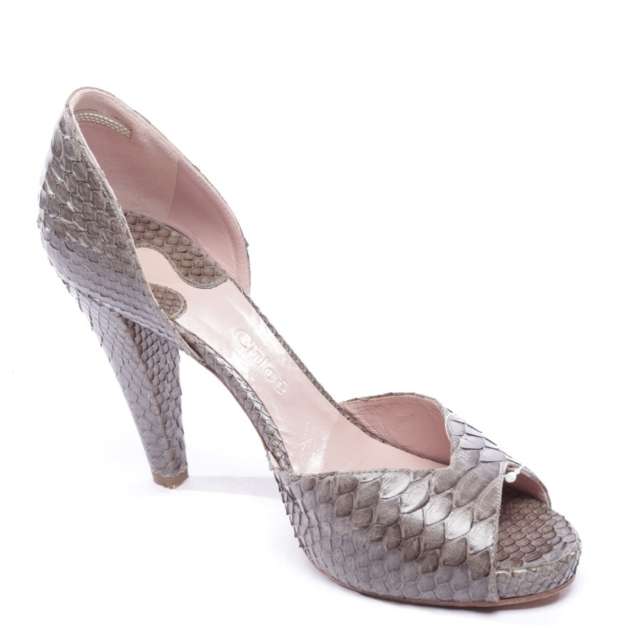 pumps from Chloé in grey size EUR 40,5