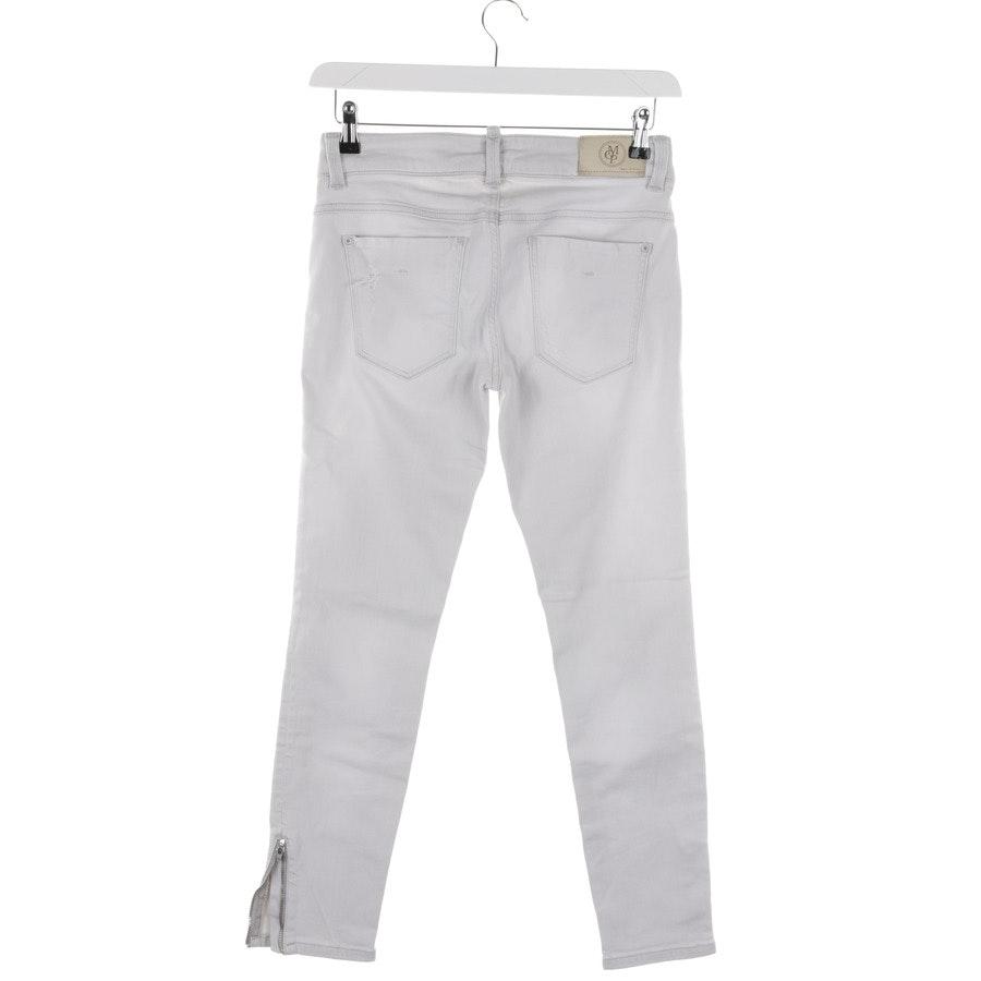 Jeans von Marc O'Polo in Hellgrau Gr. W29