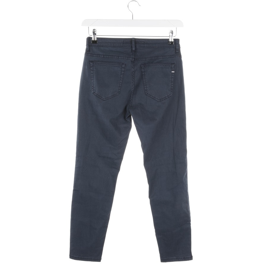 trousers from Marc O'Polo in dark blue size W29
