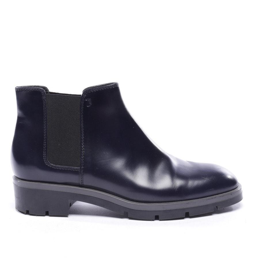 Chelsea Stiefel von Tod´s in Nachtblau Gr. EUR 36,5