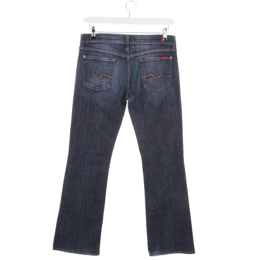 Jeans von 7 for all mankind in Dunkelblau Gr. W30