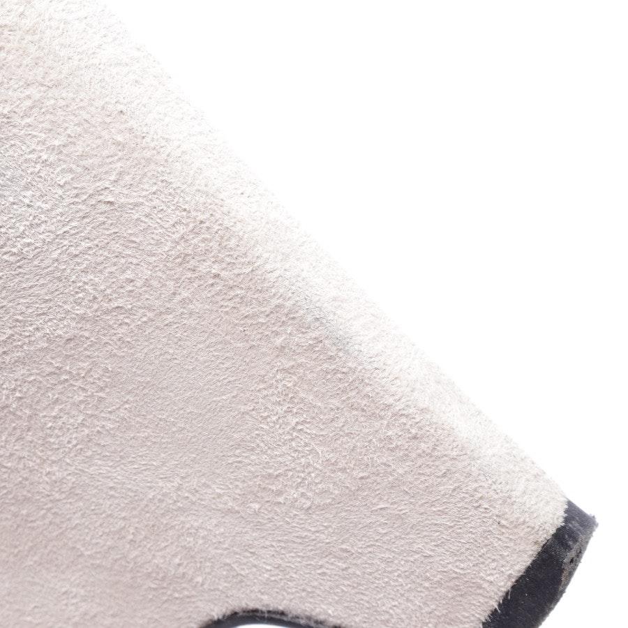 Sandaletten von Tod´s in Sand und Silber Gr. EUR 38