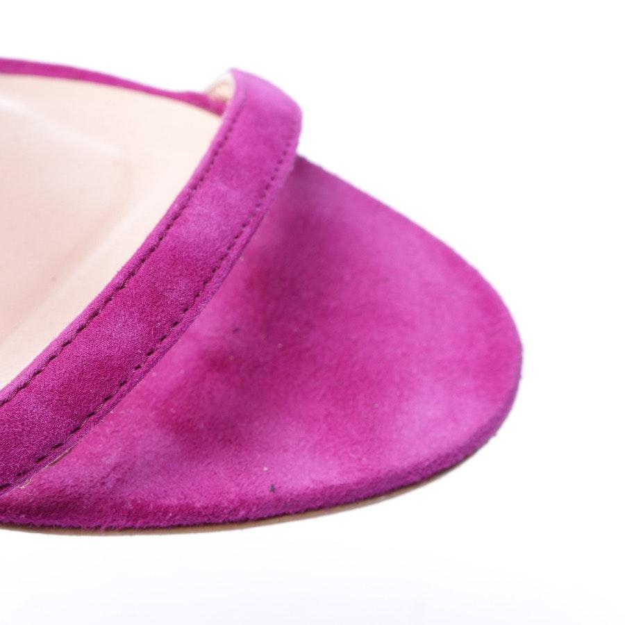 Sandaletten von Marc Cain in Purpur Gr. EUR 39