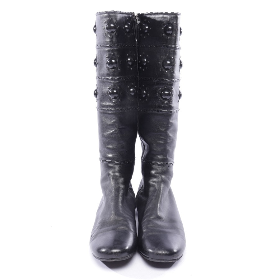 boots from Alaia in black size EUR 38