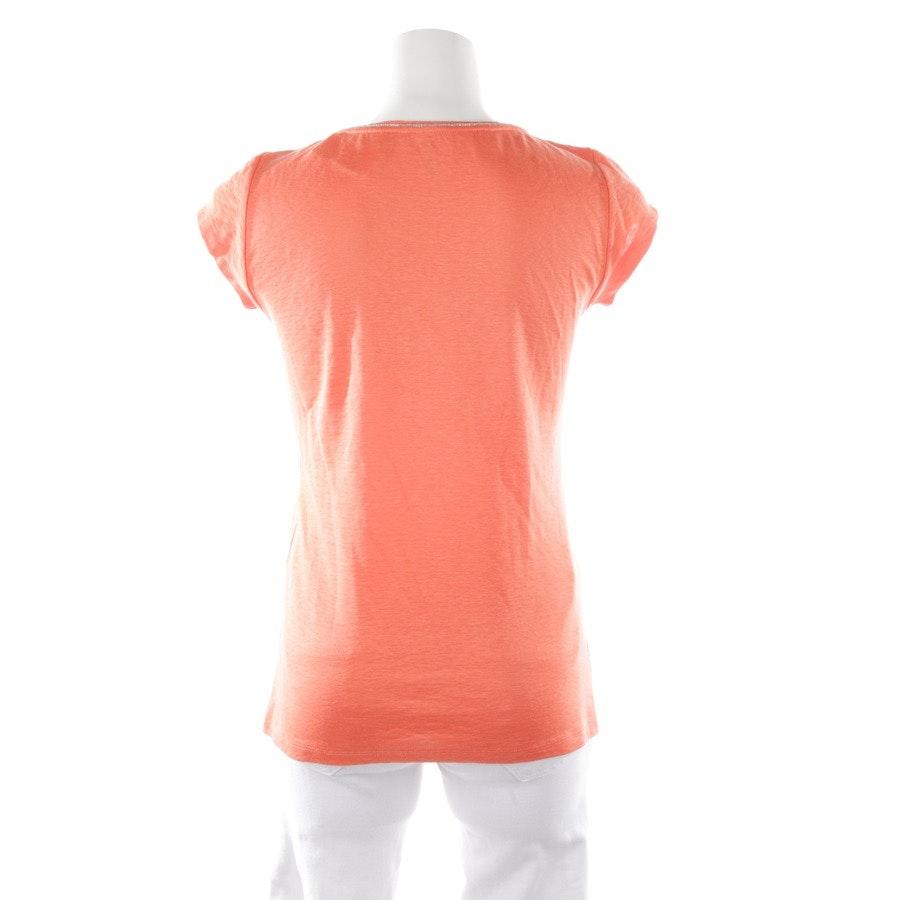 Shirt von Marc Cain in Hellorange Gr. S