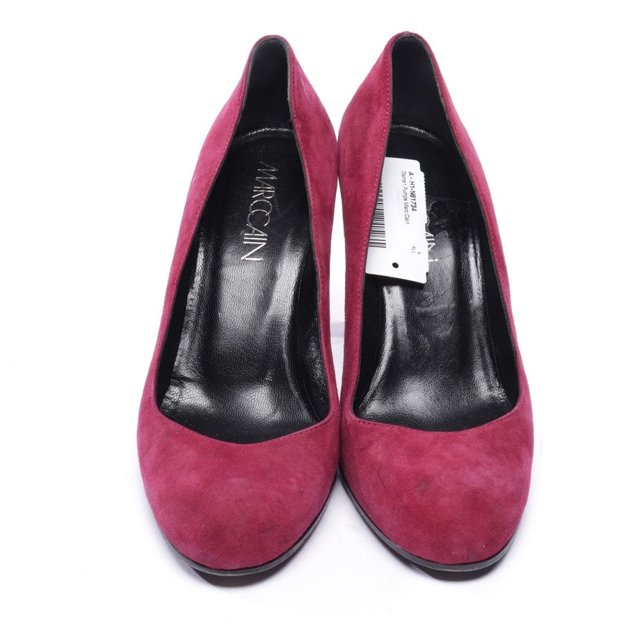 pumps from Marc Cain in eggplant size EUR 38