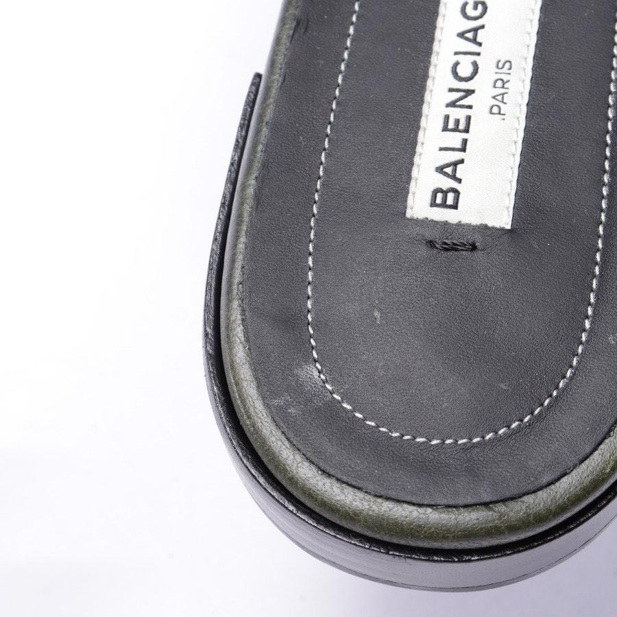flat sandals from Balenciaga in dark size EUR 40 - new