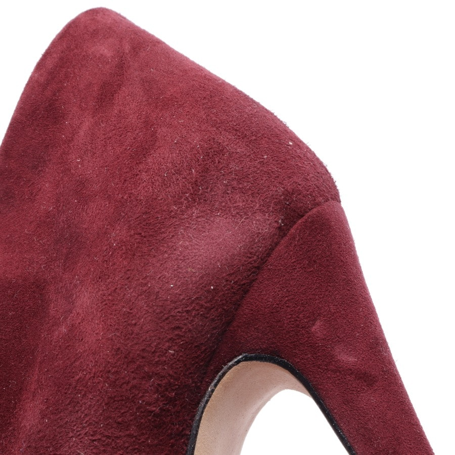 pumps from Missoni in raspberry red size EUR 37