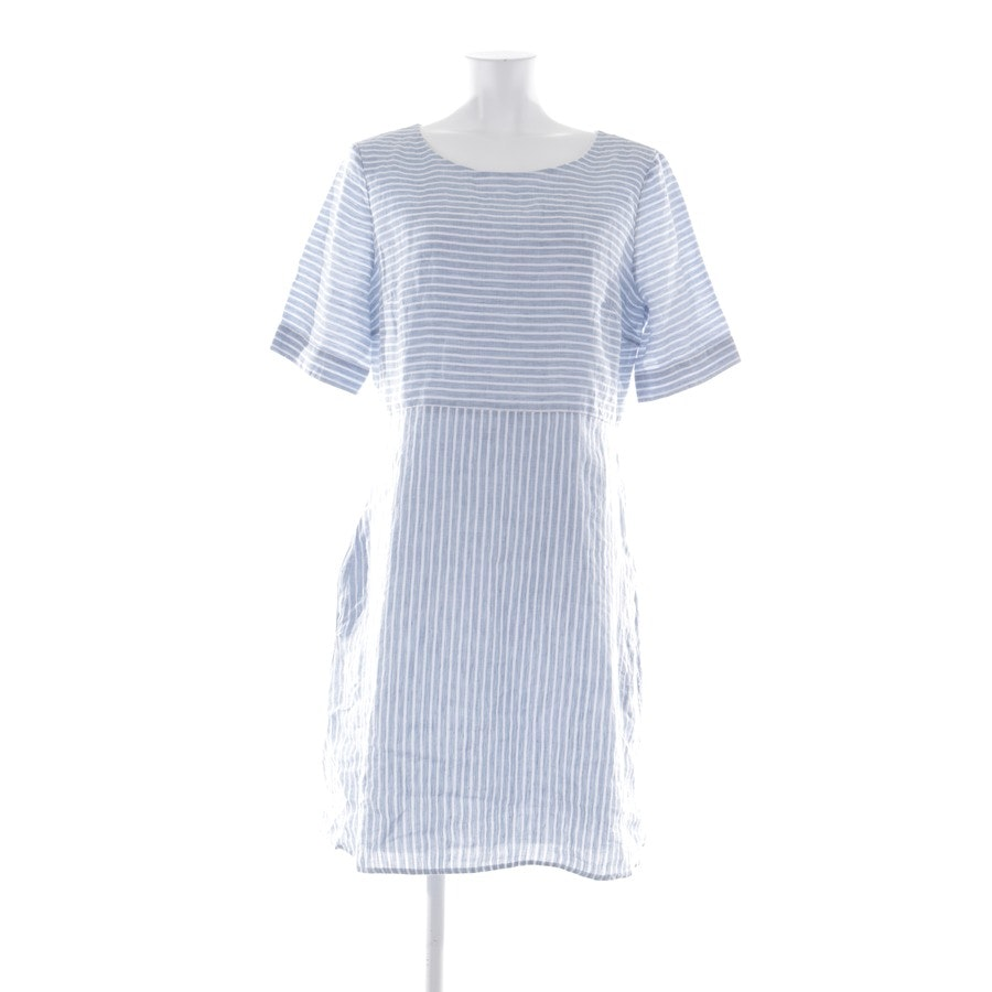 dress from Hugo Boss Orange in grey-blue and white size 42