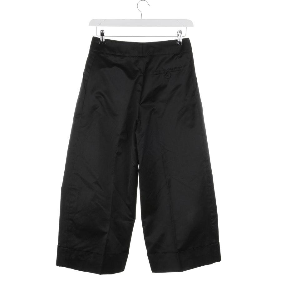 trousers from Sonia Rykiel in black size 40 FR 42