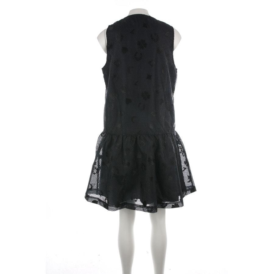 Kleid von Ganni in Schwarz Gr. M