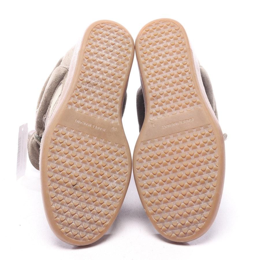 Sneaker von Isabel Marant in Khaki und Braun Gr. EUR 39 - Bekett