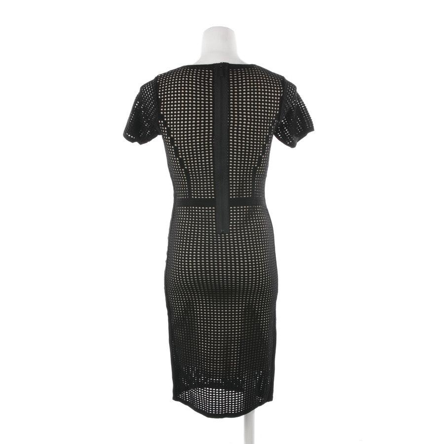 Kleid von Line in Schwarz und Beige Gr. S - Neu
