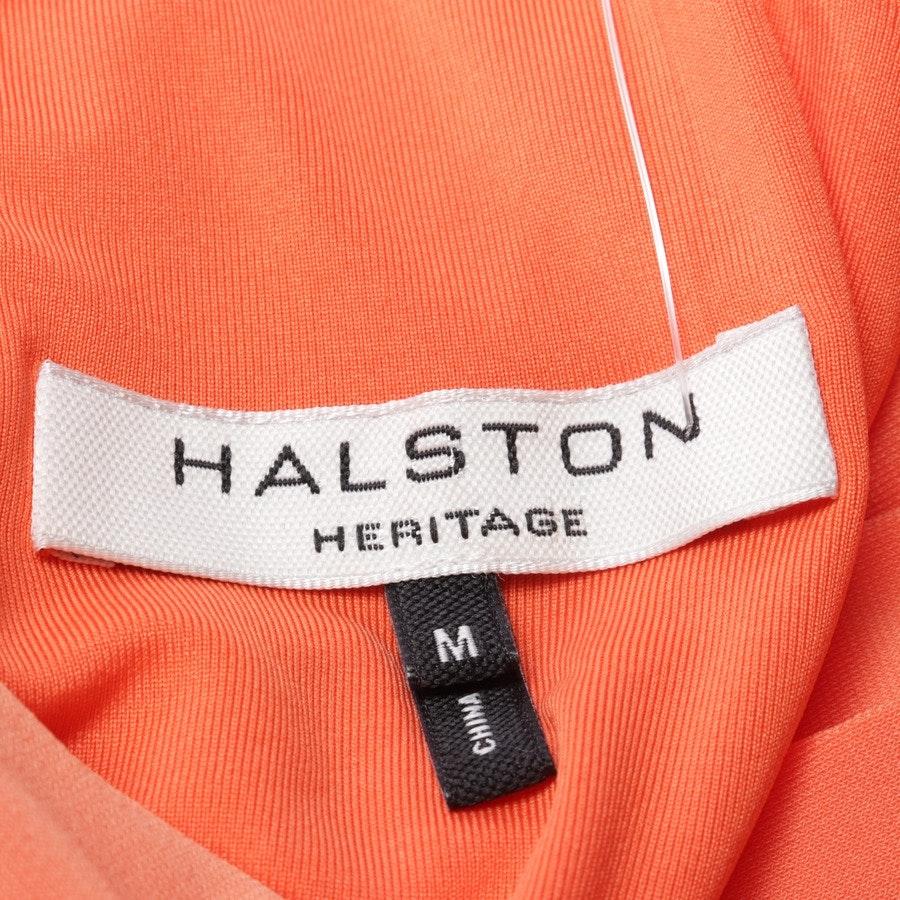 dress from Halston Heritage in orange size M - new