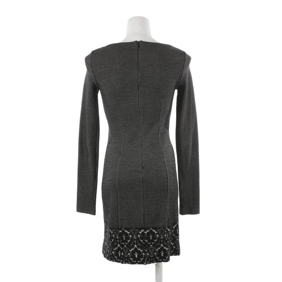 Kleid von Patrizia Pepe in Schwarz und Weiß Gr. 34 / 1