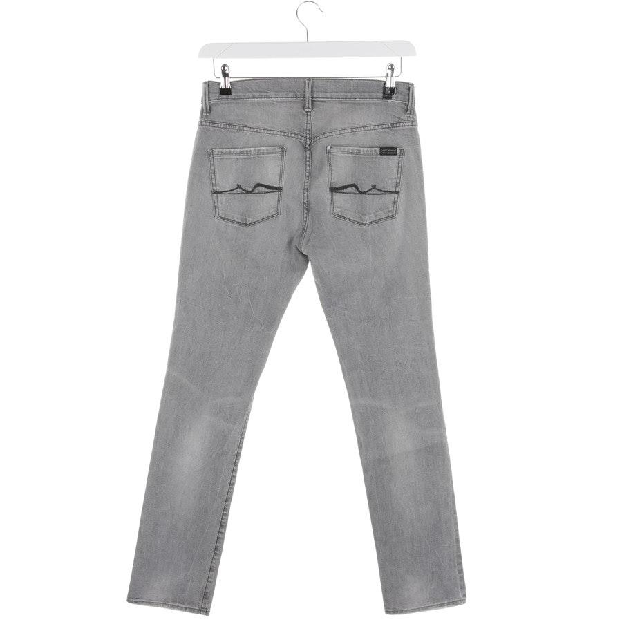 Jeans von 7 for all mankind in Grau Gr. W30 - Rhigby